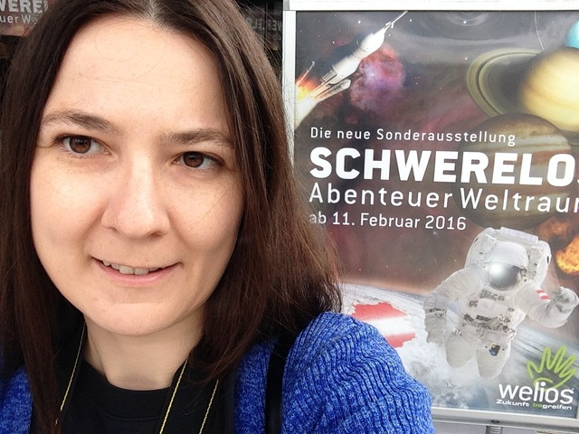 A Visit to the Welios Science Center for a Special Exhibition on Space (Austria)
