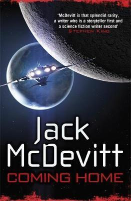 """""""Back down along the spiral that heads up""""- Review of Jack McDevitt's """"Coming Home"""" by Valentin Ivanov"""