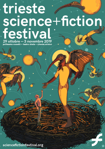 THE WINNERS OF TRIESTE SCIENCE+FICTION FESTIVAL 2019 (Italy)